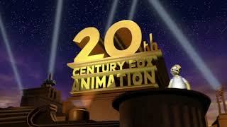 20th Century Fox Animation logo 2002 (Dream Logo)