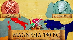 Battle of Magnesia 190 BC Roman - Seleucid Syrian War DOCUMENTARY
