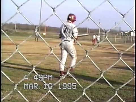 1995 Spiro Bulldogs Baseball vs Muldrow