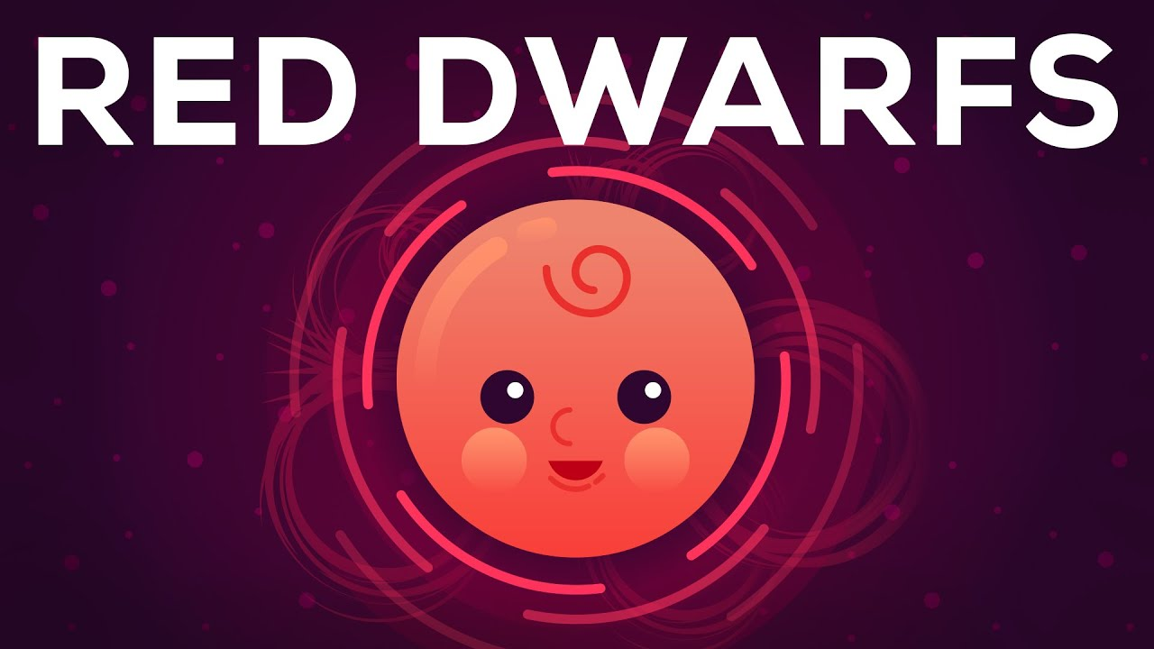 The Last Star In The Universe Red Dwarfs Explained Youtube