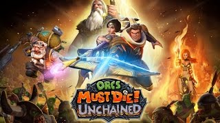 ORCS MUST DIE UNCHAINED GAMEPLAY - First Look