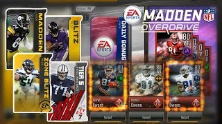 The Store Overview - Free 80 Ovr Terrell Owens  - Madden Overdrive Preview Ep.7