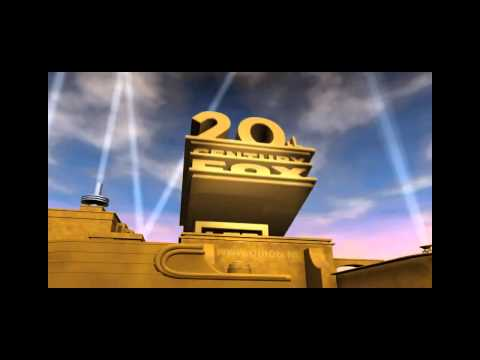 3D Animation Spoof Of The 20Th Century Fox Logo By OBION