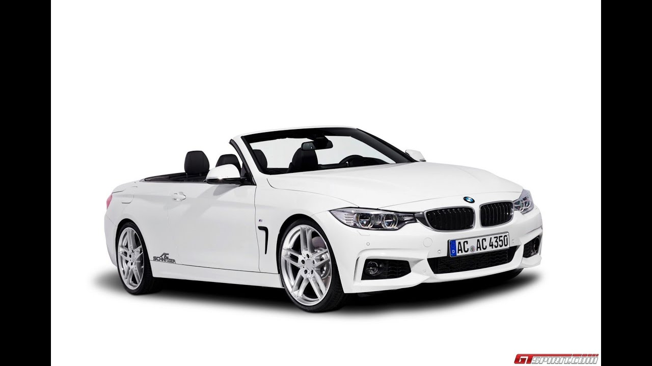 bmw 4 series convertible upgrades by ac schnitzer youtube. Black Bedroom Furniture Sets. Home Design Ideas