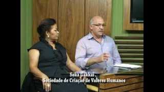 Entrevista com membros da Soka Gakkai
