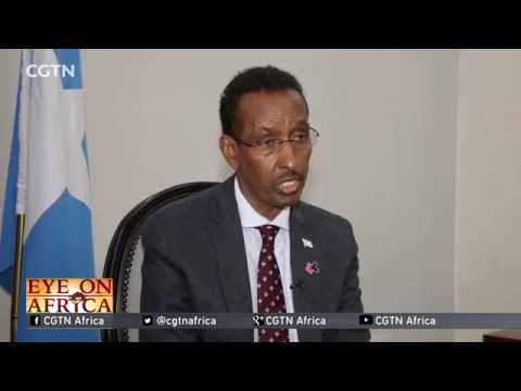 Somalia's Foreign Affairs Minster Ahmed Isse Awad on FOCAC