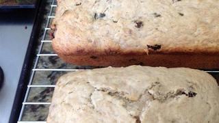 Easy Gluten Free Turbinado Sugar Banana Bread Recipe