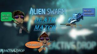 Alien Swarm: Reactive Drop | DeathMatch & Funny moments!!!😂