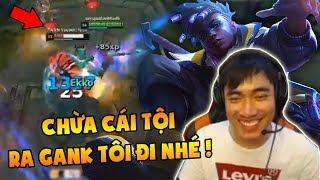 """Ekko của LEVI """"chơi bời"""" cả ngày không chán - Levi Stream Rank Việt"""