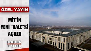 Cumhurbaşkanı Erdoğan MİT'in yeni