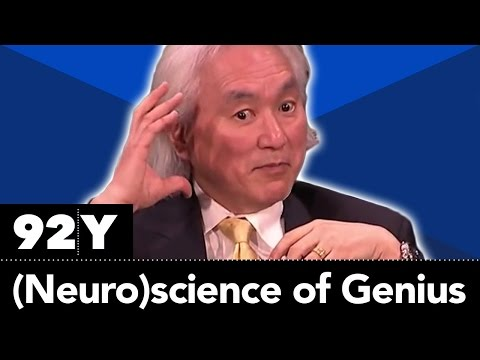 Michio Kaku, Antonio Damasio, JoAnn Deak and Robert Krulwich: The (Neuro) Science of Genius