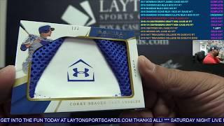 2018 Topps Diamond Icons & Panini Immaculate Baseball 9 Box/Case Mixer #3 SICK 1/1 OHTANI!