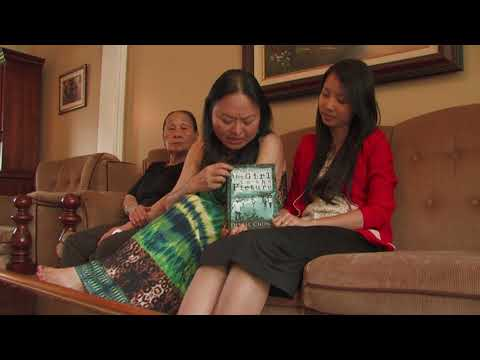 Interview with Phan Thi Kim Phuc in her home in Canada