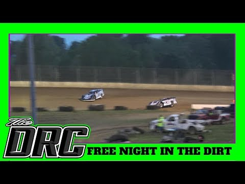 Florence Speedway | 5/12/18 | Late Models | Free Night In The Dirt