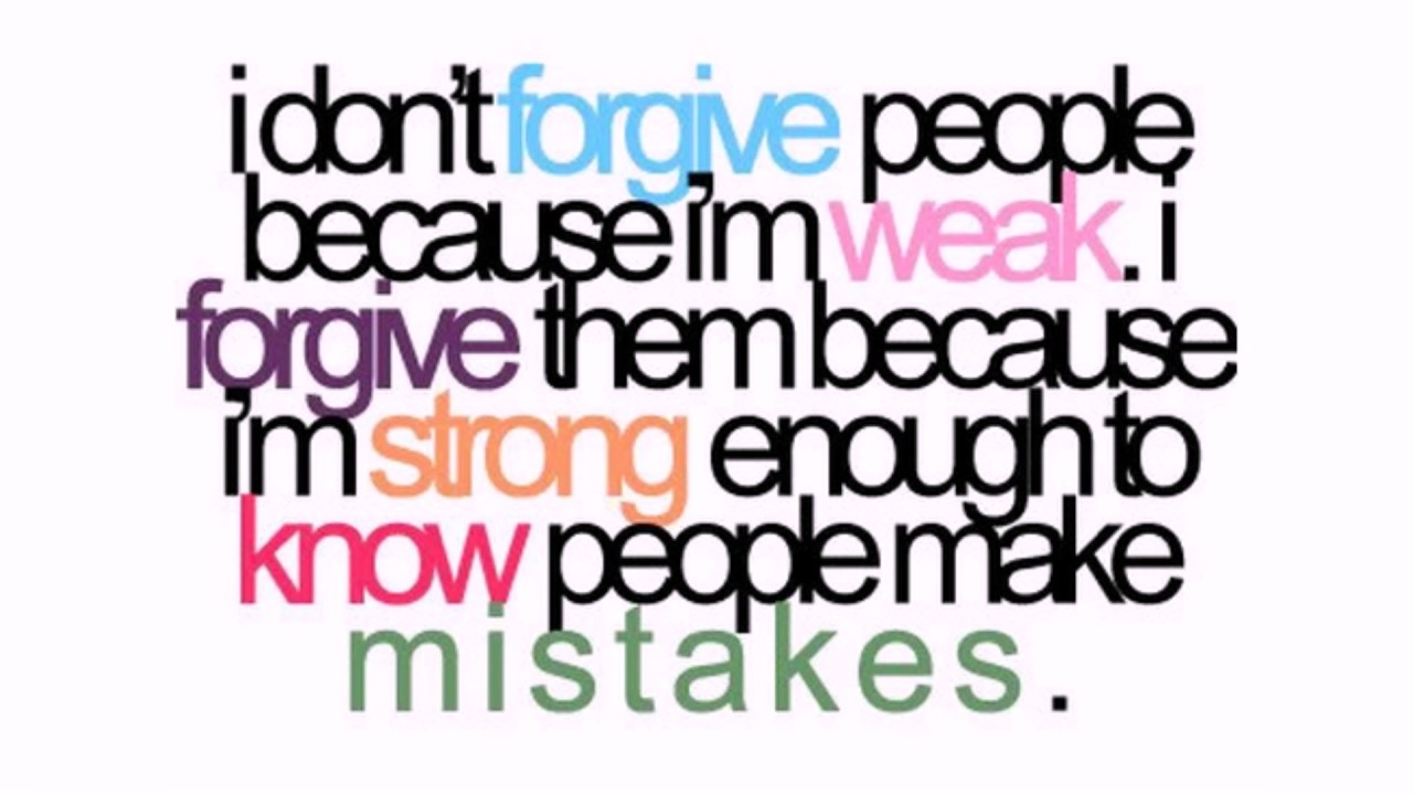 Forgive Me Quotes Quotes About Forgiveness Forgive Me Quotes  Youtube