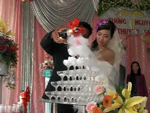 Lễ cưới Tường Thuỵ - Nguyễn Thị Sáng