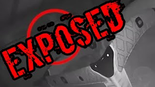 """EXPOSED """"Spooked parents check their baby cam and spot a ghostly male"""""""
