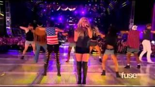 Ke$ha - Tik Tok (MMVA 2010) HD