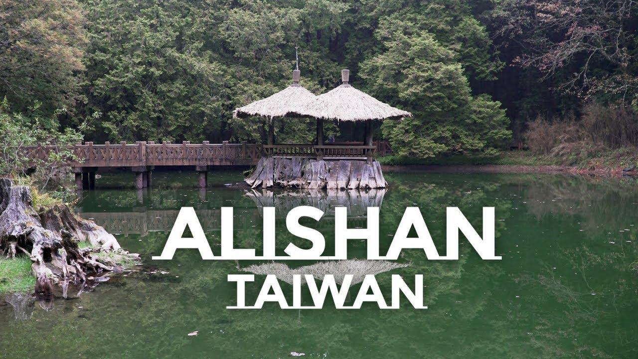 Nơi đẹp nhất Đài Loan mà mình biết