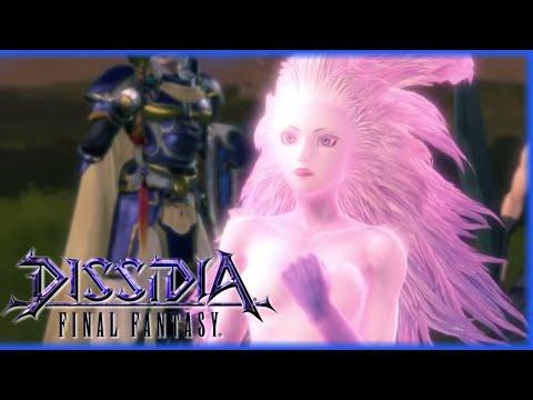Dissidia Final Fantasy (2015) – Tina/Terra Gameplay Video – [JPN]
