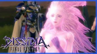 Dissidia Final Fantasy (2015) - Tina/Terra Gameplay Video - [JPN]