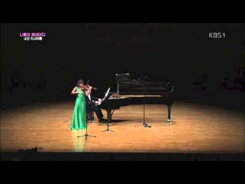 Nicola Benedetti plays Prokofiev Violin Sonata No. 1