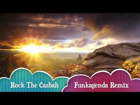 The Clash  Rock The Casbah Funkagenda Remix