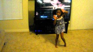 "Keke Palmer's 5 year old fan! Dances to ""love you hate you!"""