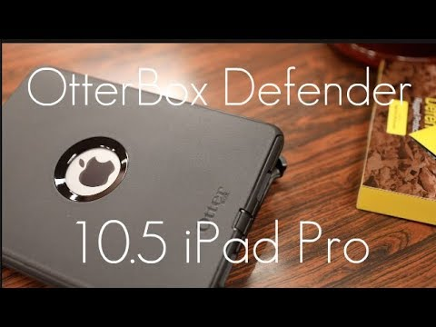 huge selection of fb190 0d760 New iPad! New Protection! - OtterBox Defender Case - 10.5