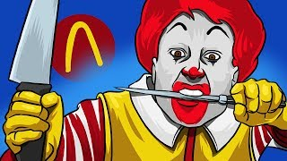 MCDONALDS MURDER (Garry