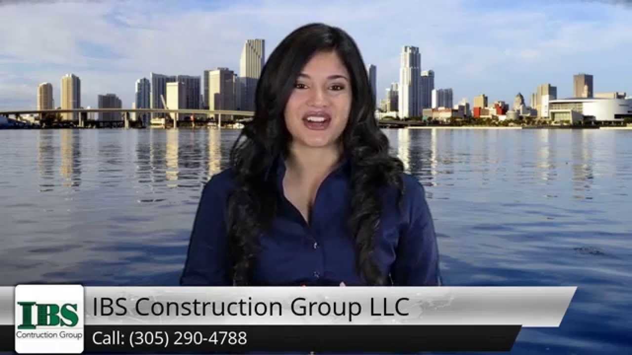 IBS Construction Group LLC Miami FL - Paul Review