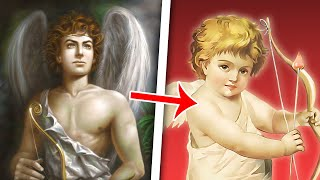 The Messed Up Origins of Cupid | Mythology Explained - Jon Solo