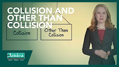 Auto Insurance: Collision and Other Than Collision