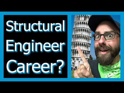 Is Structural Engineering a Good Career?   Day in a Life of a Structural Engineer