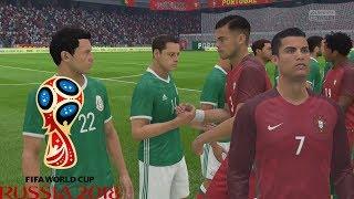 FIFA 18 - RUSIA 2018 - OCTAVOS DE FINAL DE INFARTO