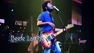 Arijit Singh Live | Beete Lamhe | The train
