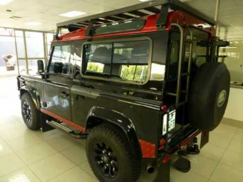 2015 LAND ROVER DEFENDER 90 Auto For Sale On Auto Trader South Africa