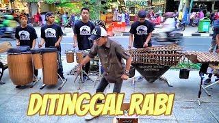 Download lagu DITINGGAL RABI Musiknya MantapYang Joget Lucu TEMON HOLIC Carehal NDX AKA MP3
