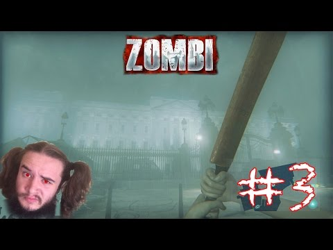 Zombi Part 3 - Getting to Buckingham Palace - PS4 Gameplay - Let's Play
