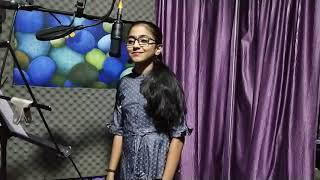 Kannamma Rekka tamil movie song cover by my daughter Varsha Renjith....mp3