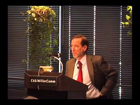 Rethinking the Cold War in the Middle East; April 6, 2007