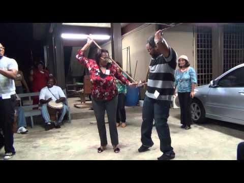Trinidad Kalinda Song- Rosie
