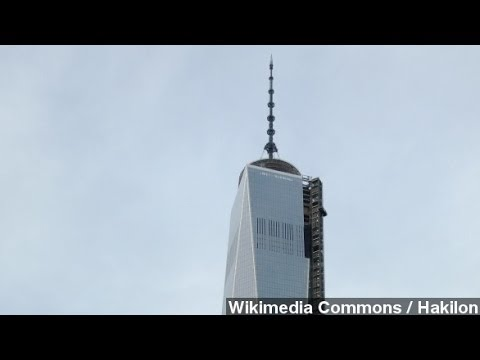 Teen Sneaks To Top Of One World Trade Center Tower