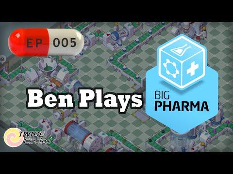 Big Pharma 05 - Profitable Operation