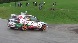 Austrian Rallye Legends 2018 Leschhorn Ronald-Leschhorn Nico