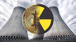 Bitcoin Mining In a NUCLEAR Power Station | Weak Web