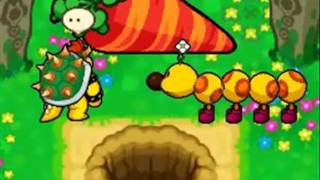 Let's Play Mario and Luigi: Bowser's Inside Story Part 9: Eat Your Vegetables