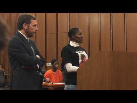 Kydd Joe - Cleveland teen sentenced to 24 years in prison
