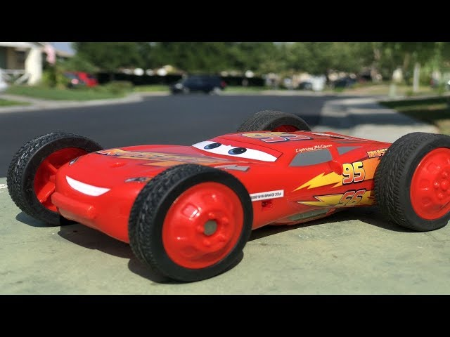 Disney Cars 3 Toys Lightning McQueen Thomas and Friends Trains Percy