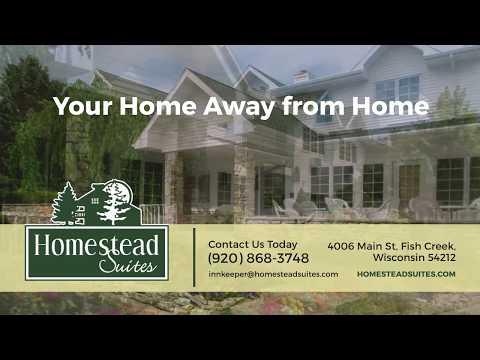 Homestead Suites In Door County's Fish Creek, Wisconsin